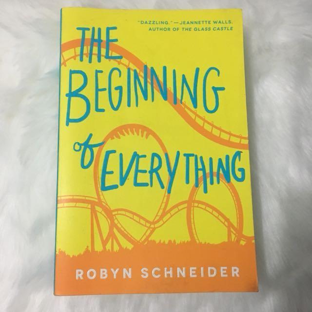 ROBYN SCHNEIDER NOVEL ( ENGLISH VERSION )