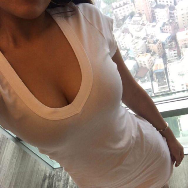 Scrappy koko長版T恤(洋裝)