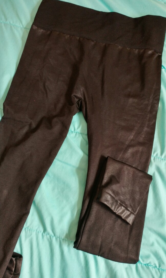 Silk Tights Leggings