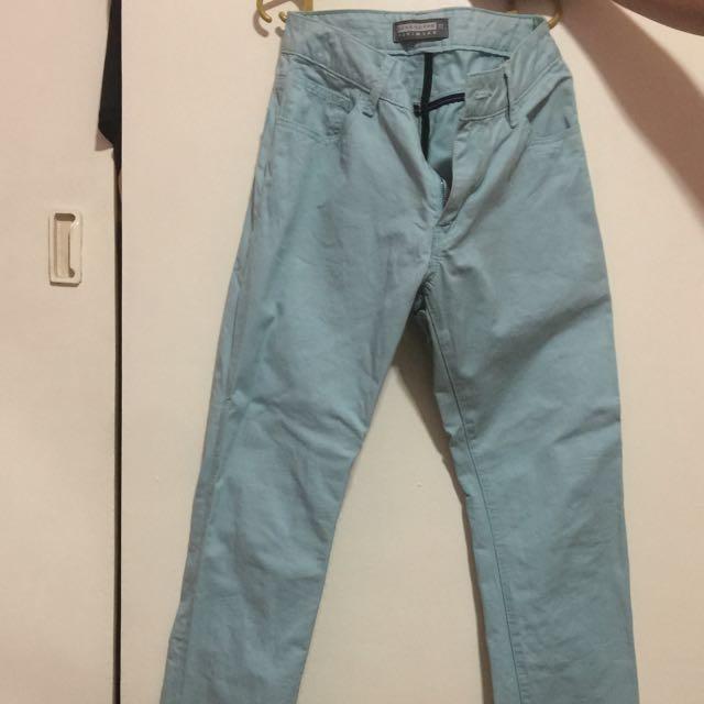 Slim Fit Pants