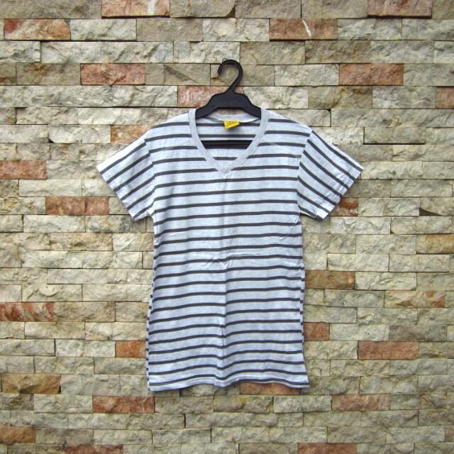 Stripe Gray Shirt