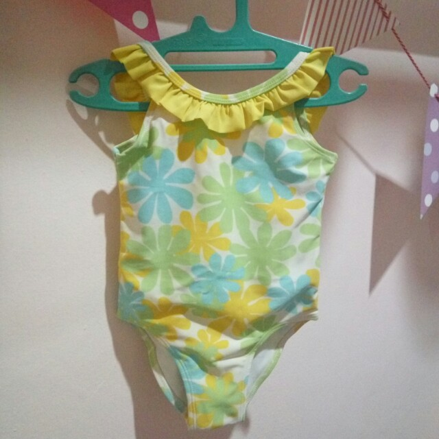 Swimsuit flower