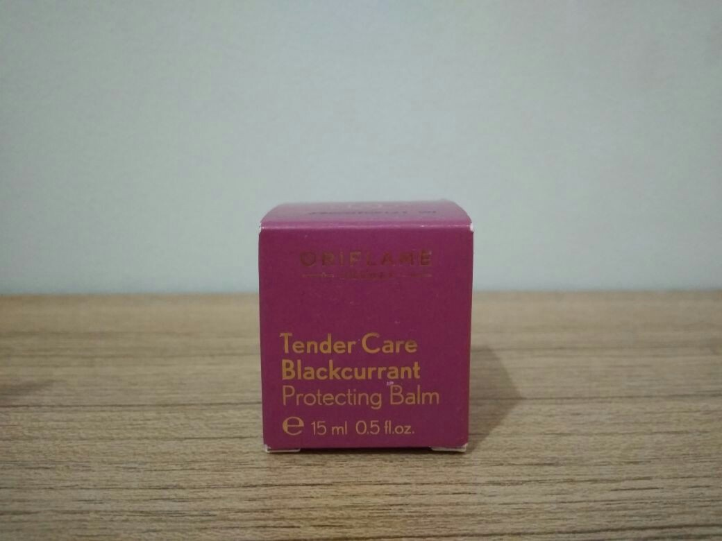 Tender Care Blackcurrant Protecting Balm
