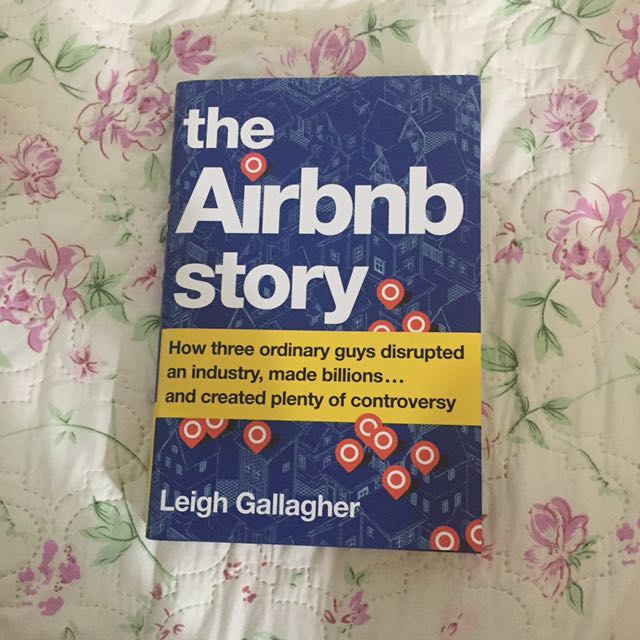 THE AIR BNB STORY BY LEIGH GALLAGHER