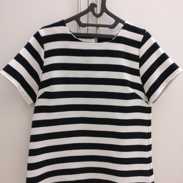 This Is April Stripe Blouse