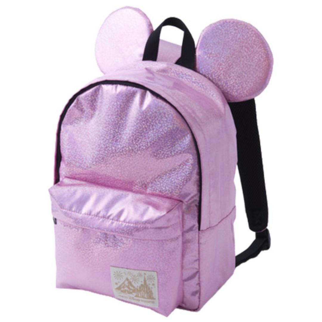 0a345772fc3 Tokyo Disneysea Disneyland Disney Resorts Sea Land Mickey Mouse Pink ...