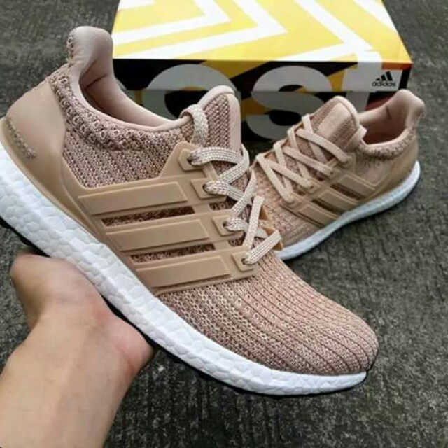 pale pink ultra boost Shop Clothing