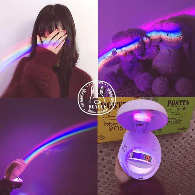 Ulzzang Rainbow Creation Photo Equipment (PO)