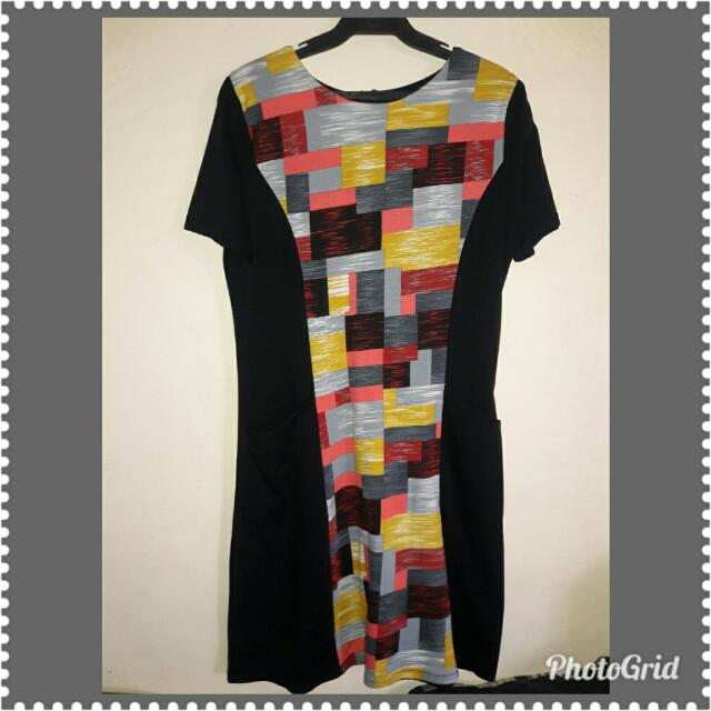 U.S. Branded Dress