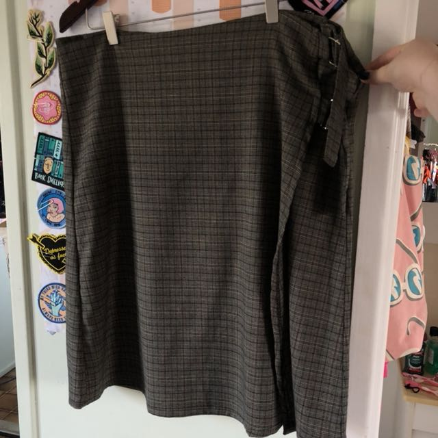 Vintage plus size skirt
