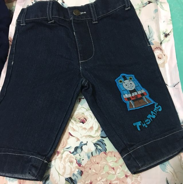 Walking shorts (denim)