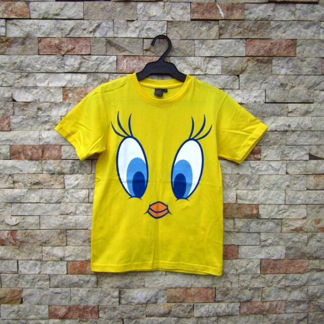 Yellow Tweety Shirt