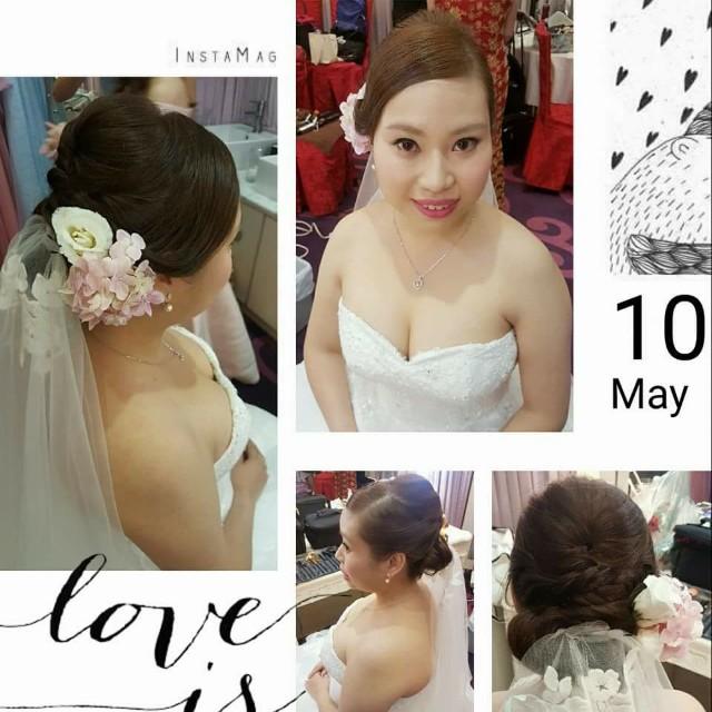 👰YN Makeup新娘化妝優惠🤗