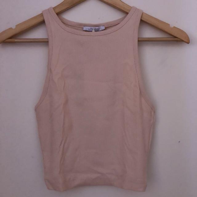 Zara Basic Crop Top