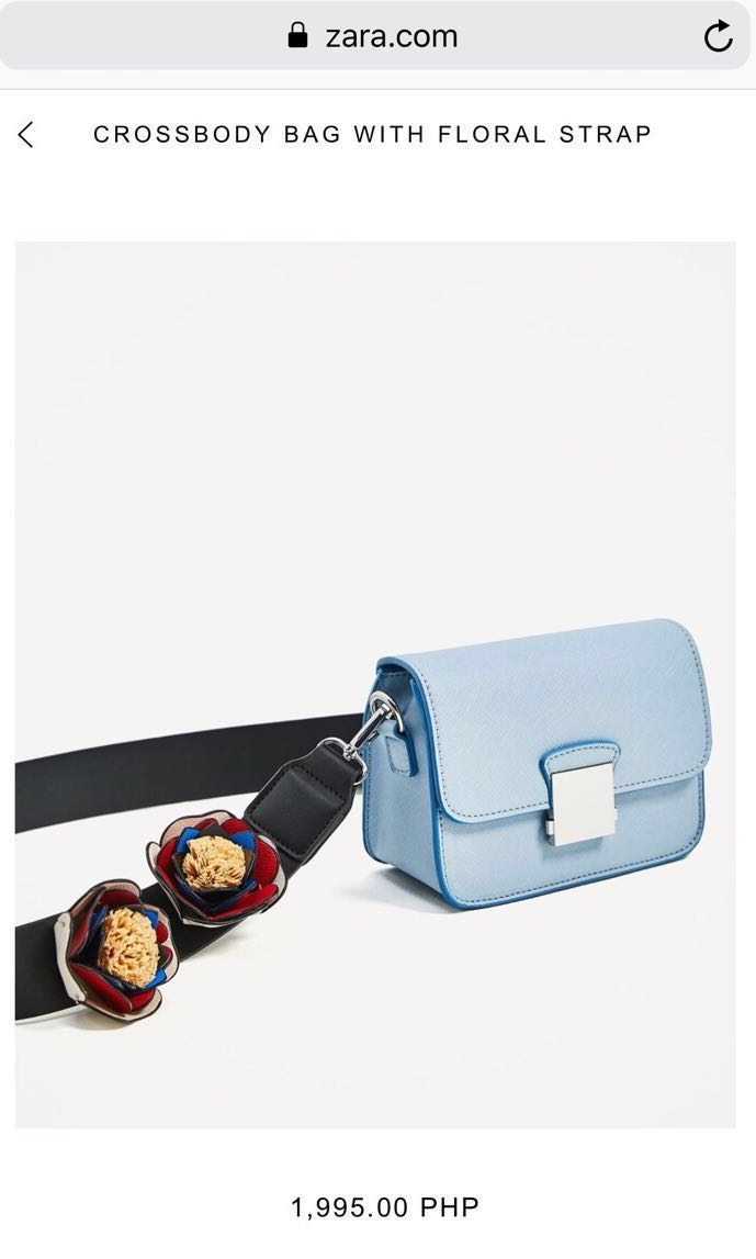 Zara Crossbody Mini-Bag