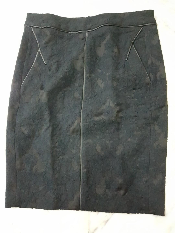 Zara Jacuard Skirt
