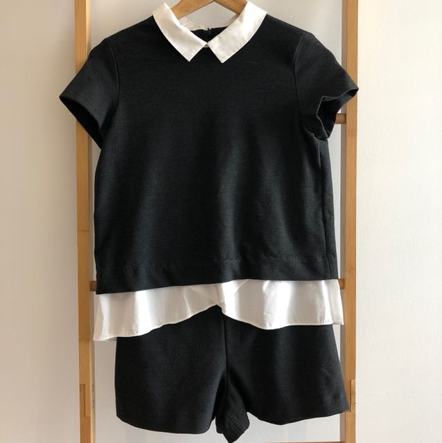 Zara Short Jumpsuit