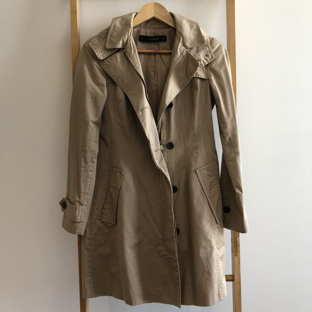 Zara Trench Coact