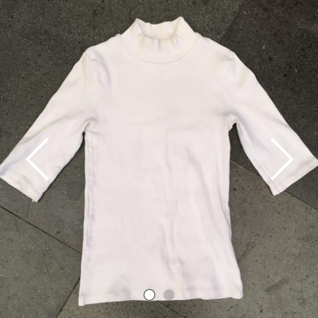 Zara turtleneck shirt
