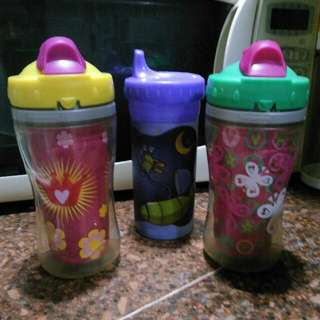Preloved Playtex Tumblers for Girls