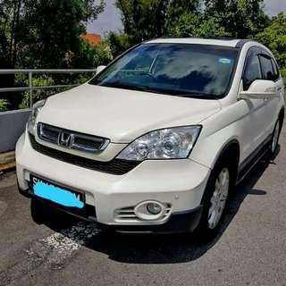 Honda CRV SG