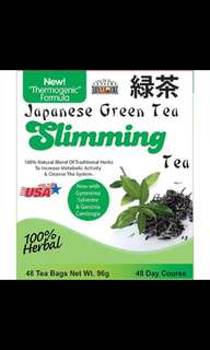 Japanese Slimming Green Tea
