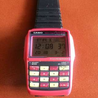 Jam Casio Data Bank DBC 32