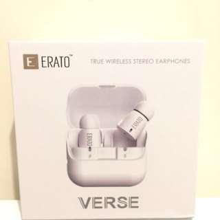 ERATO-verse 無線藍芽耳機(全新)