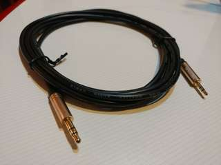 3.5mm to 2.5mm audio cable 2m