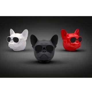Big Aero Bull Bluetooth Pug Speaker
