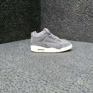 Nike Air Jordan 3 Wolf Grey