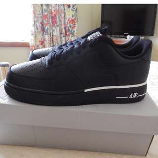 Nike Air Force 1 mens shoes, size 12 US, brand new in box