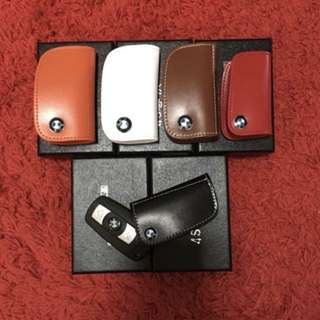 High Quality Leather BMW Key Fob Case