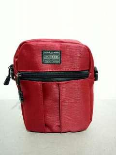 Sling bag porter merah