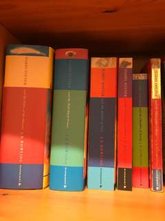 Harry Potters Book 1-5