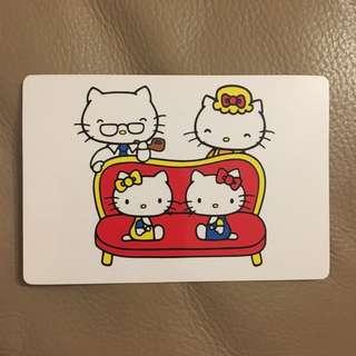 1999年代 Sanrio 絕版 Hello Kitty 收藏卡 (包平郵)