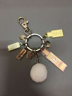 Clinique keychain