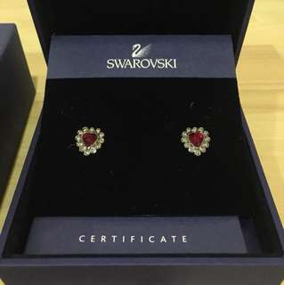 Swarovski Earrings (new)