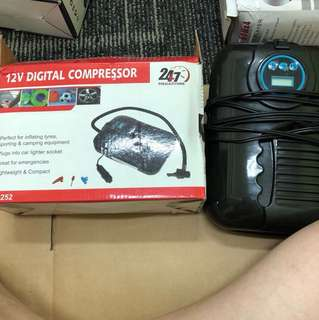 #13 12v digital compressor