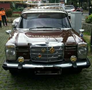 Mercedez Benz 71 turbo diesel 250
