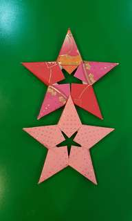 Paper Stars/Stars/Decoration item/Origami