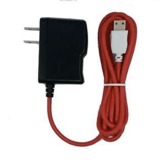 AC To DC Charger With 6-Feet 2 Meter Long Cord For Nabi USB RD