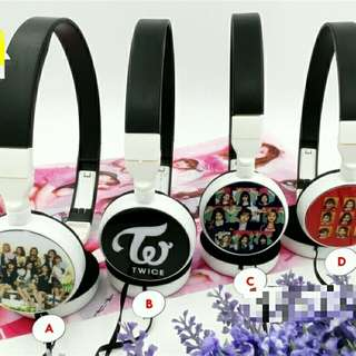 [READYSTOCK] TWICE HEADPHONE