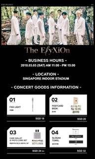 LF EXO ELYXION CARD WALLET & PHOTOCARD SETS