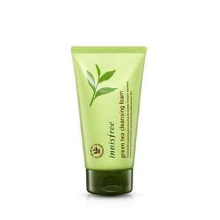 Green tea cleansing foam 100ml