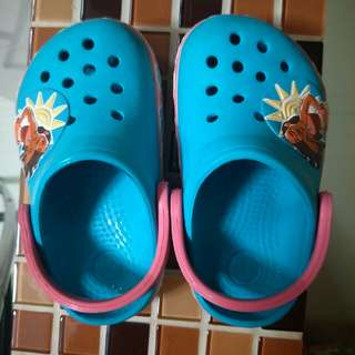 Crocs Shoes Moana with lights limited edition