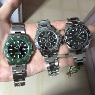 Looking For Rolex Sports