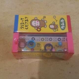 馬騮仔糖連玩具 (純分享)