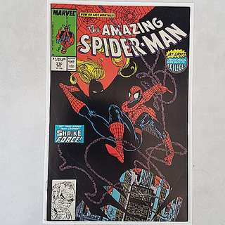 Marvel Comics Amazing Spider-Man 310 Near Mint Condition Todd McFarlane Art and Cover