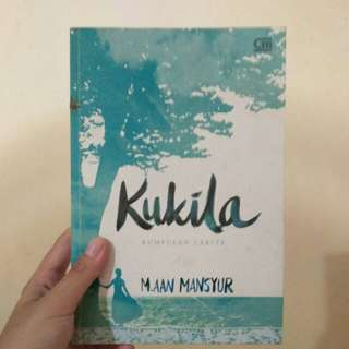 Novel Aan Mansyur Kukila